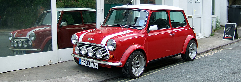 Car Cosmetics Torquay Classic Car Restoration And Body